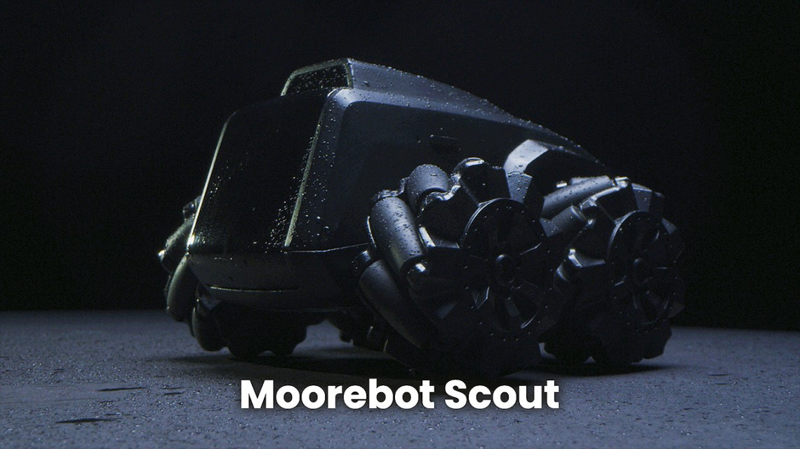 Smarter Security: Pilot Labs Moorebot Scout