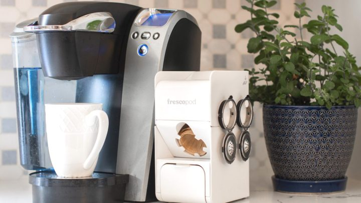 Go Green with Frescopod Climate-Conscious Coffee Pods