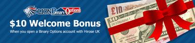 welcome bonus hirose nodeposit bonus