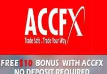 $10 Forex no deposit required