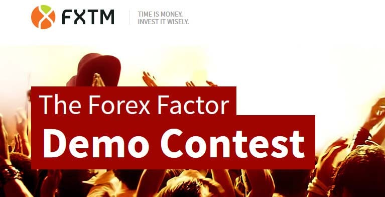 Forex free demo contest