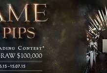 Game of PIPs Live Forex Contest