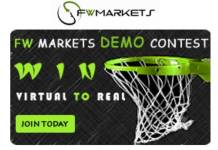 FW Markets demo contest