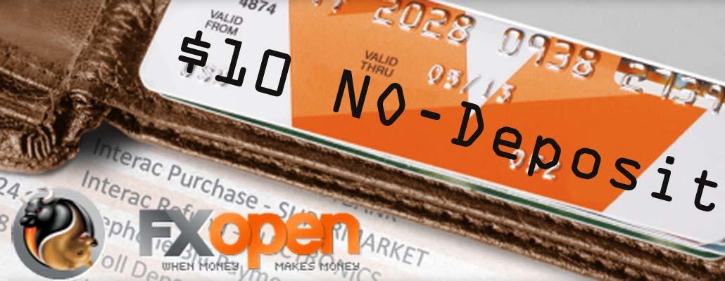Fxopen bonus no deposit digitron za raunanje online