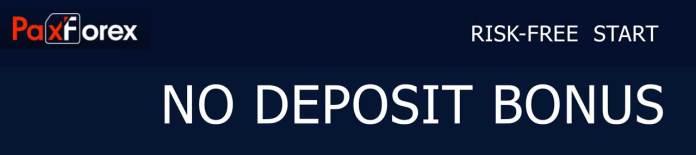paxforex no deposit bonus