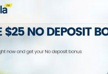 MalaFX $25 no-Deposit Forex Bonus