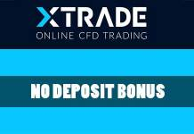 xtrade no deposit verification bonus
