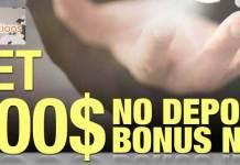 Deray Options NO Deposit Binary Options Bonus