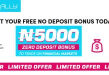 500 FREE no deposit bons - Forex rally
