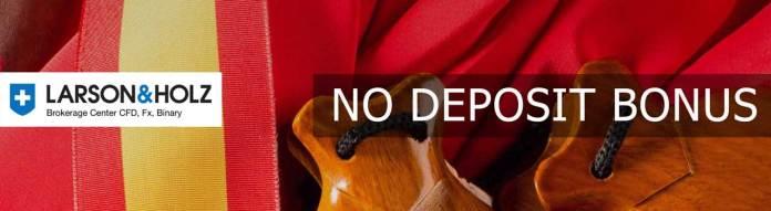 larson&holz non deposit free bonus