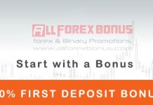 365Trading.COM First Deposit Binary Bonus