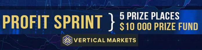 Vertical Markets Profit Sprint Weekly Live Contest