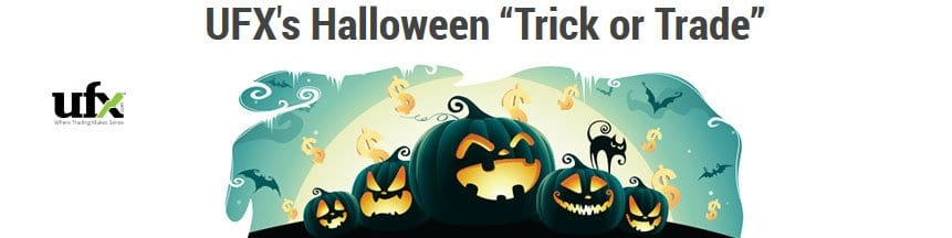 UFX Trick or Trade Halloween Contest