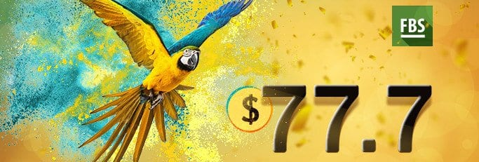 FBS $77.7 USD Free Sign Up Bonus Offer