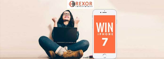 Rexor Investments iphone7 free