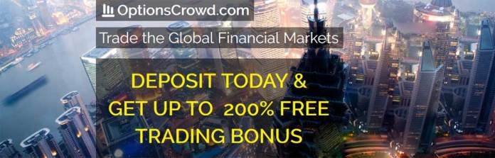 OptionsCrowd Trading Bonus