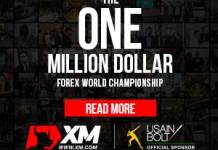 The One million dollar Forex demo contest