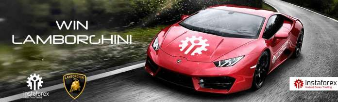 InstaForex Win Lamborghini Super Car