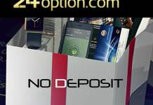 24Option no deposit bonus