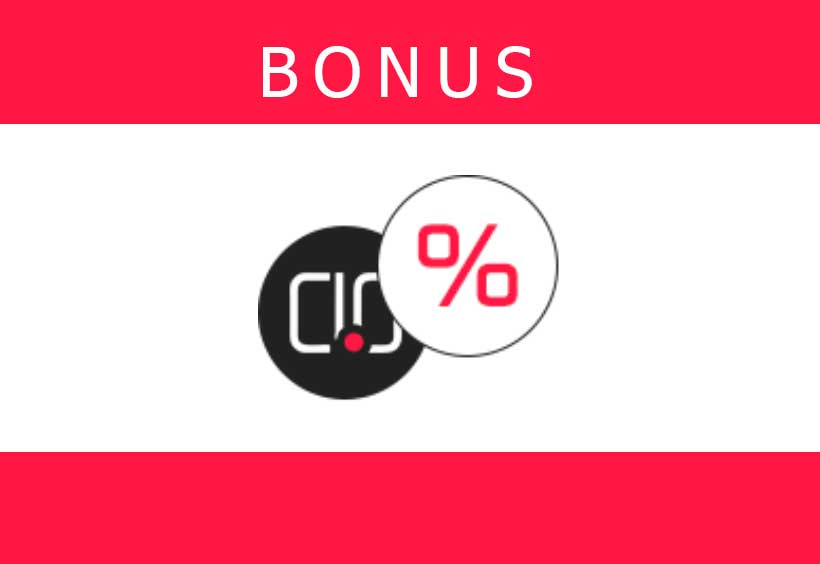 30% Tradable Bonus – Close Option