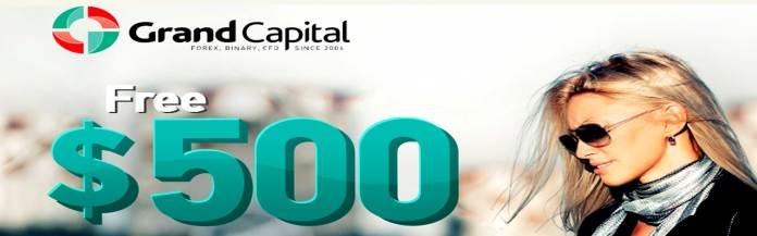 $500 Forex No Deposit Bonus
