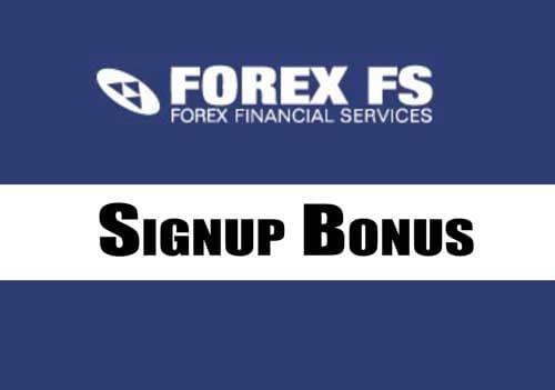 Forex signup bonus free