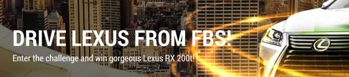 fbs Lexus car