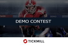 tickmill demo contest free