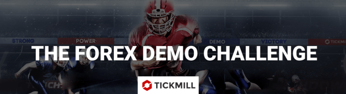 tickmill demo contest cash