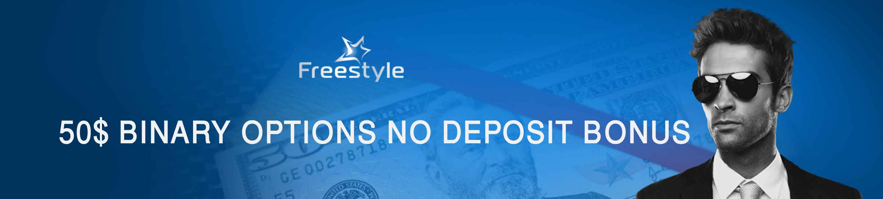 Free no deposit bonus binary options