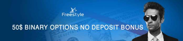 freestyle options no deposit bonus