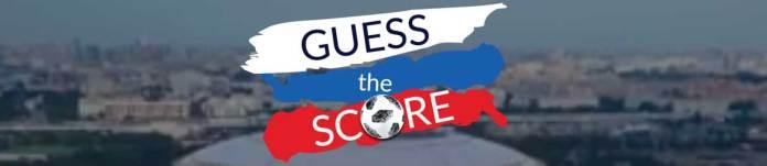 guess score contest