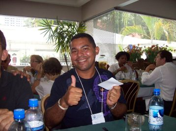 Gabriel, one of our translators