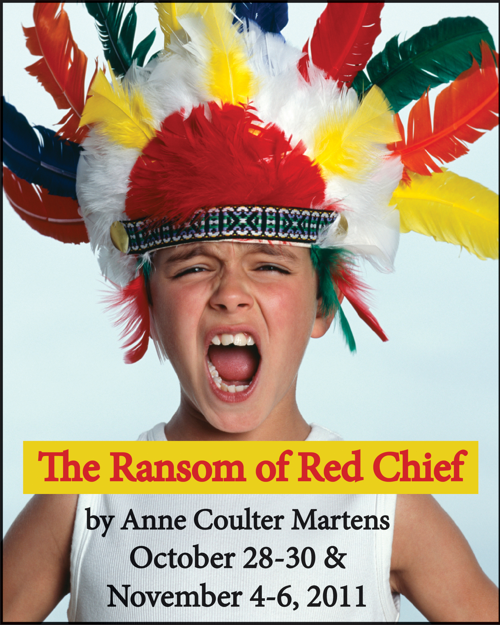 Only One Weekend Left For The Ransom Of Red Chief