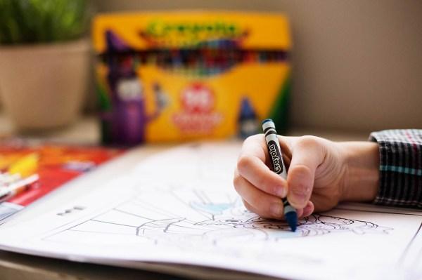 Creativity Technology With Crayola Color Alive Boys
