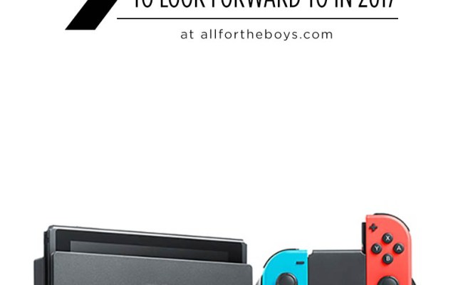 7 Family Games For The Nintendo Switch In 2017 All For