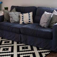 How To Make A Slipcover For Sofa Havertys Furniture Leather Sofas Dye