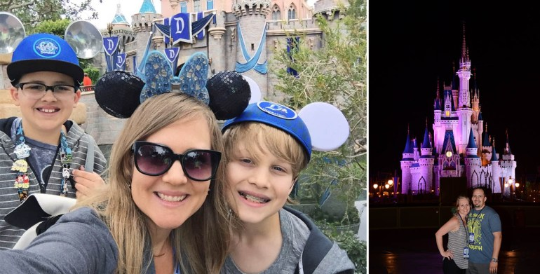 Disneyland or Walt Disney World - one person's thoughts