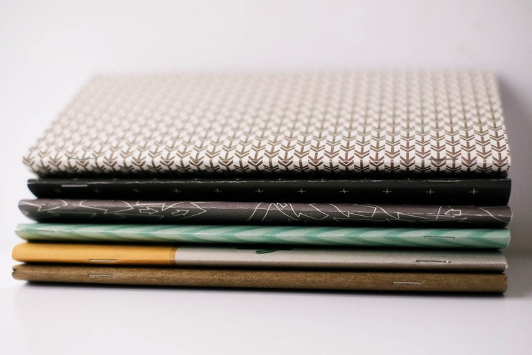 How to make your own travel notebooks and inserts