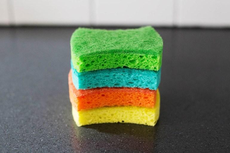 ocelo™ scrub sponges