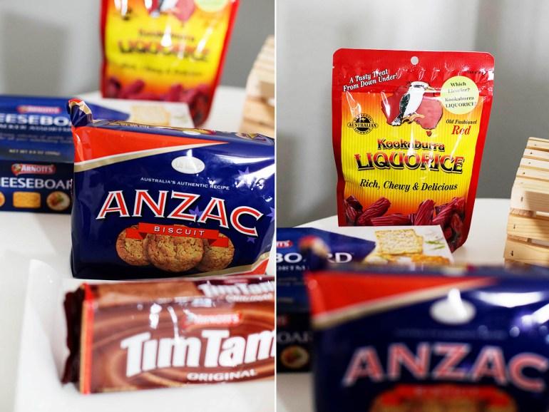 Cost Plus World Market Australian Open Watch Party complete with Australian foods!