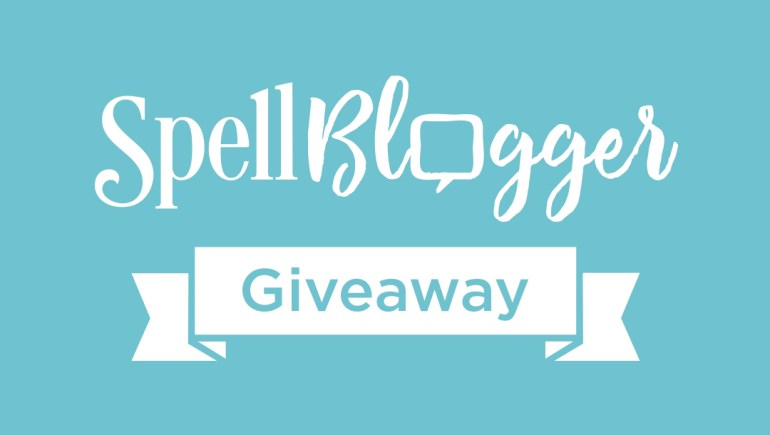 Spellblogger giveaway