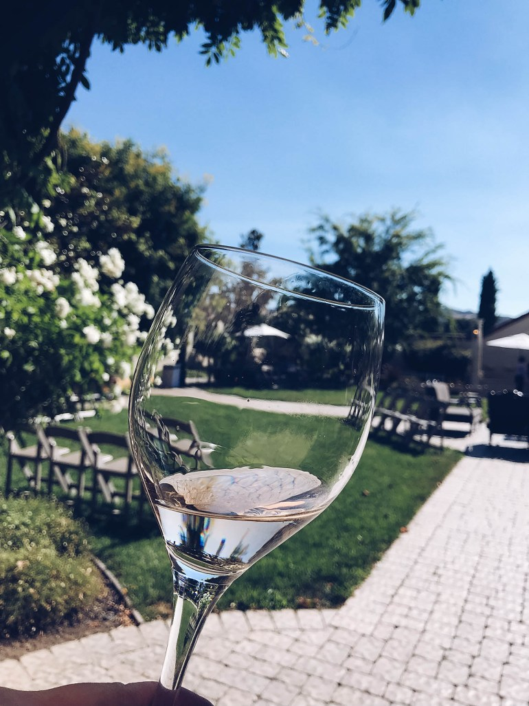 Wine Tasting in Livermore California