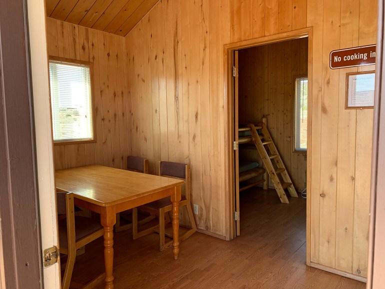 Camping Cabins at AZ State Parks