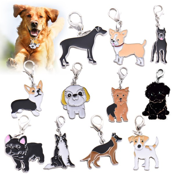 Mini Pet Identity Tag ID