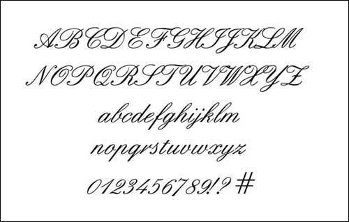 Free Script Fonts: 16 Typefaces For Elegant Designs
