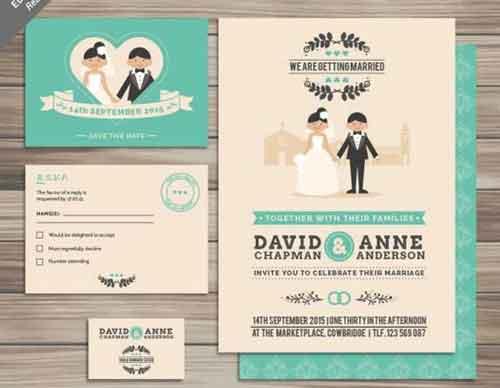 Wedding Invitation Cards Screenshot
