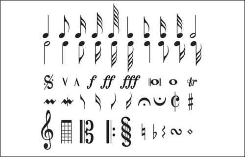 Music Clip Art: 32 Sets of Free Vector Graphics to Download