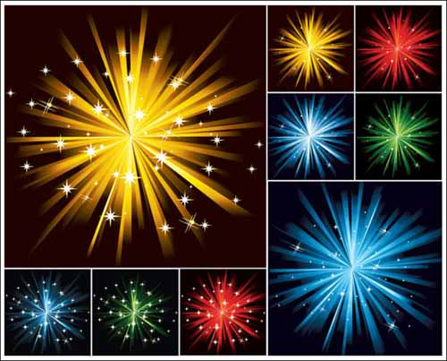 Stars Clip Art 30 Sets of Free Vector Graphics for
