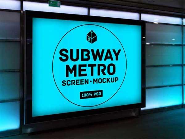 billboard mockups 20 free